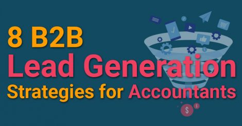 8 B2B Lead Generation Strategy for Accountants Banner
